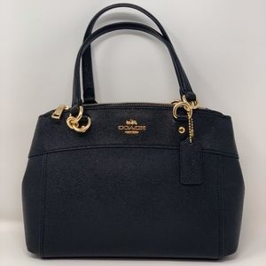 Coach Crossgrain Mini-Brook Carry All Handbag